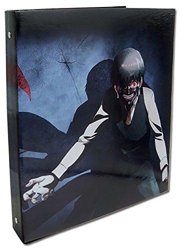 Tokyo Ghoul Anime Kaneki Kagune Binder