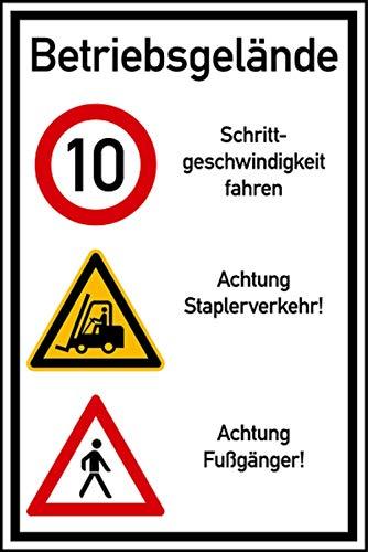 """Schild im Straßenschild-Design /""""Pippi-Gasse/"""" 52 x 11 cm 3 mm Alu-Verbund"""