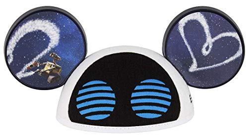 Disney Parks Eve from Wall-E Mickey Mouse Ears Hat Adult Size