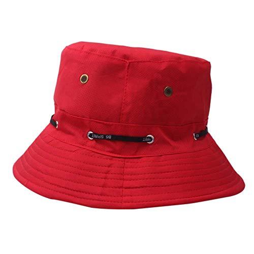 BOLANQ Gehrock Anzug Zylinder trachtenhut Parka New era Krawatte Sweatshirt Corsage Shirt hot Pants(Rot,Free Size)