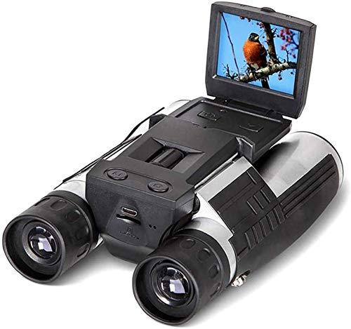 FCYQBF Binoculars Camera - 12x32 Telescope Camera with 2