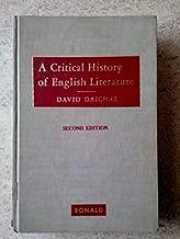 A Critical History of English Literature, Vol. I