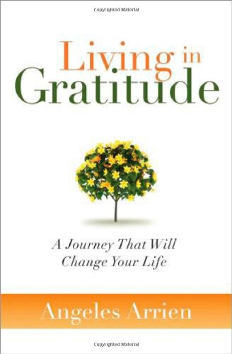 Image of Living in Gratitude: A Journey That Will Change Your Life