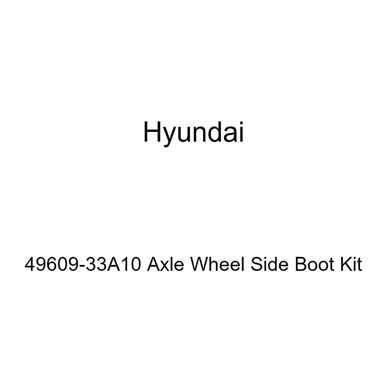 Genuine Hyundai 49609-33A10 Axle Wheel Side Boot Kit