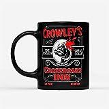 Taza té cerámica uso prolongado Bulldogs Crowley 's Fine Whisky Grandes ofertas Crossroads Inn Soul Music No s Taza bebida...