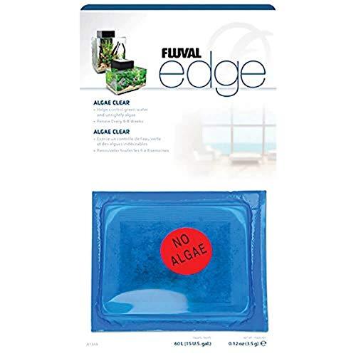 Fluval Edge Algas Claro sobre