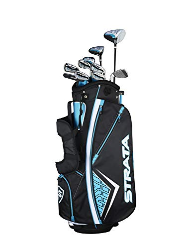 Callaway Men's Strata Plus Complete Golf Set