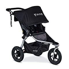 Smooth ride: Suspension system provides an ultra-smooth ride; Compact, air-filled tires save on trunk space Perfect Fit: No-rethread harness design for easy height adjustments as your child grows Extra space: Large lowboy cargo basket for spacious st...