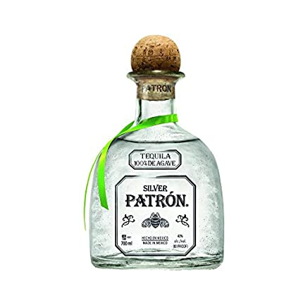 Patron Silver Tequila, 700ml