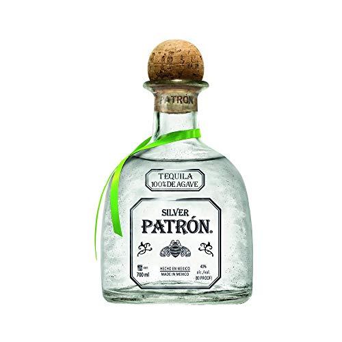 Patron Patrón Silver Tequila Bild