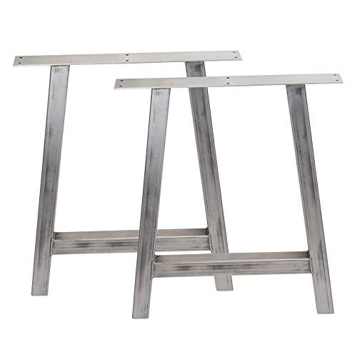 CAROLINA LEG CO. A Frame Metal Table Legs - Desk & Dining Legs - 29