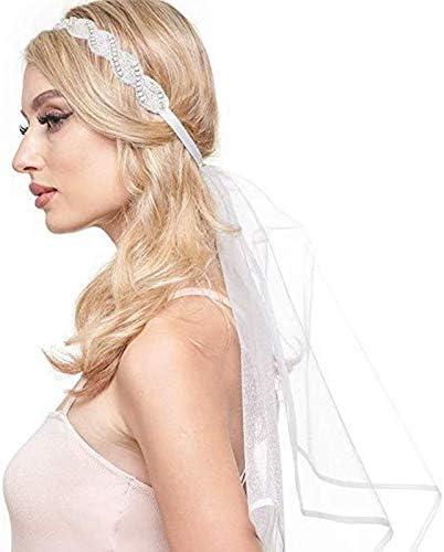 feiren Max 47% OFF Women Wedding Party Veil Charm Bride Lady Bridal Sales for sale Sh Veils