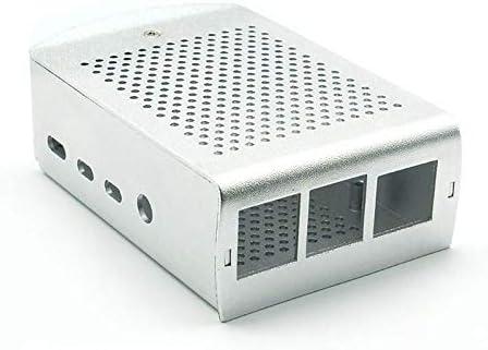 VGE Raspberry Pi Wall Mount Luxury goods 4 trust with Fan case Metal