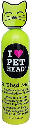 Pet Head cat anti-shed shampoo - 354ml - Anti-shed voor katten
