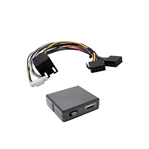 DYNAVIN Most-Adapter Interface für VW Golf 7 VII Passat Tiguan Touran | Škoda Octavia 3 Navi Radio mit Dynaudio oder Canton Soundsystem; DVN-MO150-V