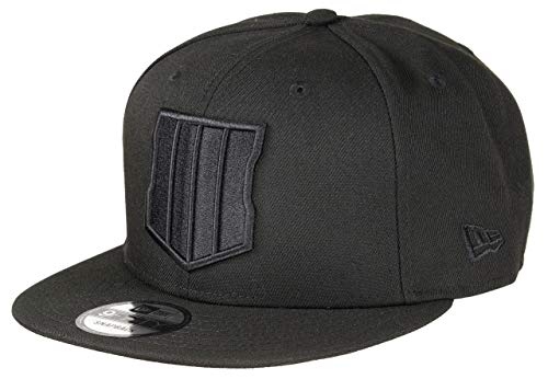 New Era Call of Duty 9fifty Snapback Cap - Cod Bo4 Edition - Black - One-Size