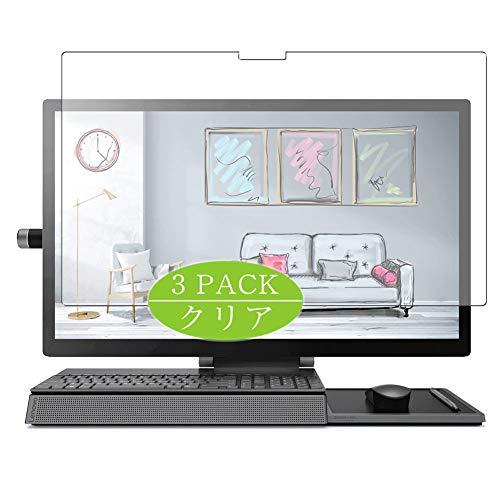 Vaxson - Protector de pantalla para Lenovo Yoga A940 F0E50030JP de 27 pulgadas, protector de pantalla Ultra HD [no vidrio templado] TPU flexible película protectora