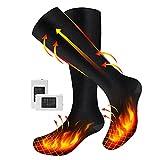 Calcetines Calefactables para Hombres Mujeres,Calcetines Eléctricos...