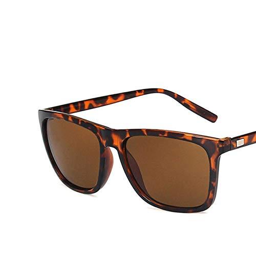 Moda Gafas De Conducción con Montura Cuadrada, Gafas De Sol para Hombre, Gafas De Sol De Diseñador De Lujo, Gafas De Sol De Moda, Gafas De Tendencia 3