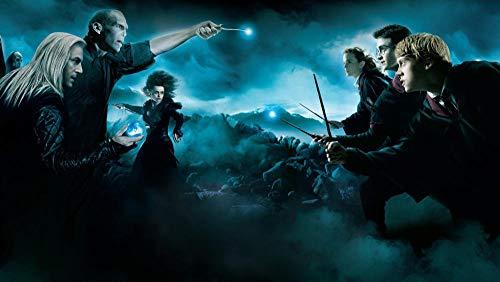 Rtdhu Rompecabezas Harry Potter Rompecabezas - Puzzle