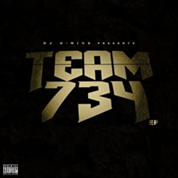 It's a Party (TGIF) [feat. #Team734] - Single