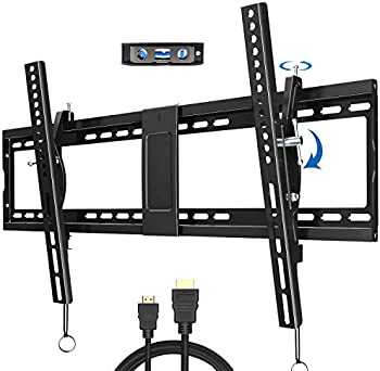 JUSTSTONE Tilt TV Wall Mount Bracket for 40-90 Inches TVs