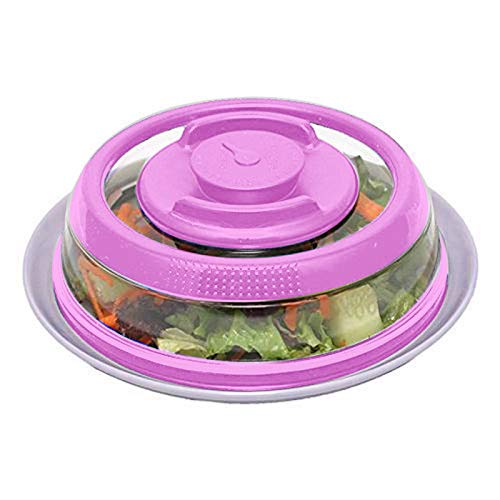 Tabanlly - Recipientes universales para sellado de alimentos al vacío, herméticos, para...