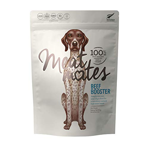 Natural Premium Dog Food Topper by Meat Mates