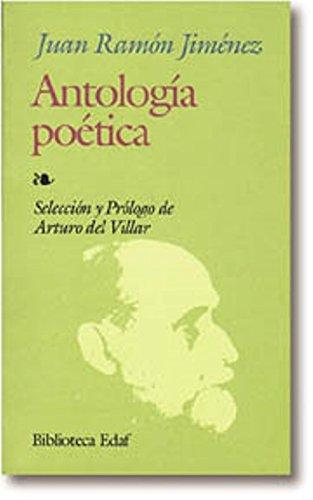 Antologia Poetica-J.R. Jimenez (Biblioteca Edaf)