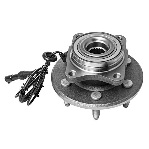 Rear Wheel Hub and Bearing Assembly Left or Right Compatible Ford Expedition...