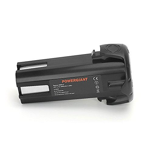 POWERGIANT 3.6V 2.0Ah Li-ion Replacement Battery for Hitachi EBM315 326263 326299 DB3DL DB3DL2 NT65GB NT50GS