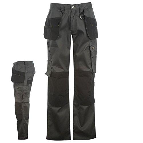 Dunlop Arbeitshose für Herren Medium charcoal/schwarz