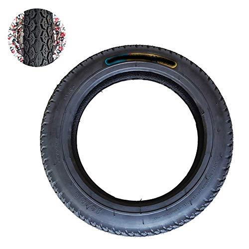GOHHK Elektrorollerreifen Langlebige Räder, 16x2.125 6pr Vakuumreifen, verstärkte Anti-Stich-Pufferschicht, Erhöhung der Lebensdauer um 70{5d9feb81b60832c0962d44894774936af8a5e734981e1e041d349827bfa8fc2c}, Geeignet für Elektrofahrrad-Motorradreifen