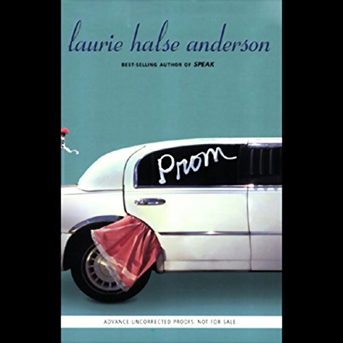 Prom audiobook cover art