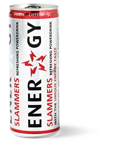 Slammers Energy – 24 x 250ML