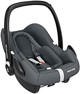 MAXI COSI Unisex – Babys MaxiCosi Rock   Essential Graphite Autositz, 1