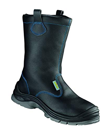 elysee Winter-Stiefel Sicherheits-Stiefel NORDHOLZ ÜK - S3-34343 - schwarz - Größe: 46