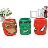 Tylyund Tazza di caffè 1 Pz Rosso Verde Ragno Ferro Hulk Tazza Acqua Potabile Spazzola Denti Lavaggio Tazze Bambini Bambini Tazza di Latte Contatta Il Venditore