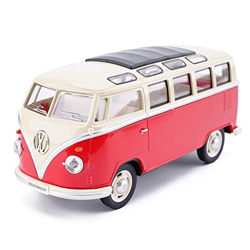 IMBM Model Auto 1:32 Bus Simulatie Legering Die-casting Speelgoed Sieraden Sport Auto Collectie Grootte 17.5x6.5x7CM