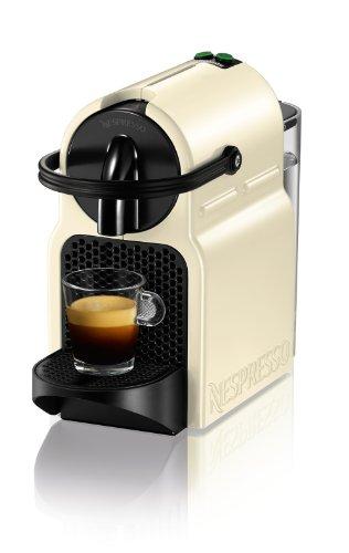 Nespresso Inissia Coffee Machine, Cream by Magimix