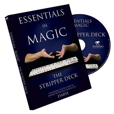 Essentials in Magic Stripper Deck - DVD
