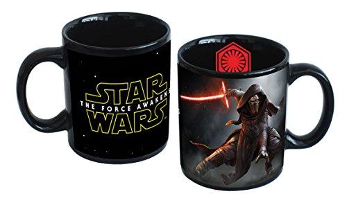 Star Wars Z874180 Tasse Kylo Ren Logo, Mehrfarbig