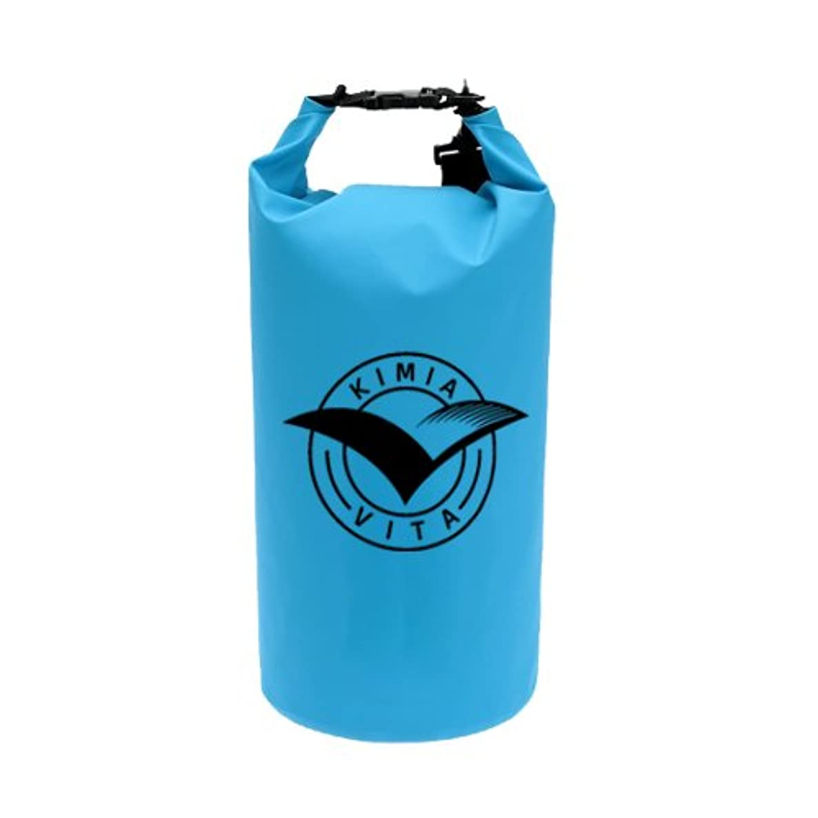 Kimia Vita Waterproof 10L Dry Bag - Perfect for Holding: Phone - Camera - Valuables - Great for Any Water Excursion: Boating - Kayaking - Paddleboarding - Beach eywwgkujewcabzyv