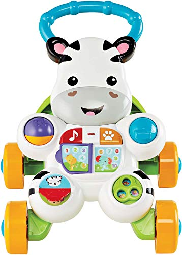 Apoiador Zebra, Fisher Price, Mattel