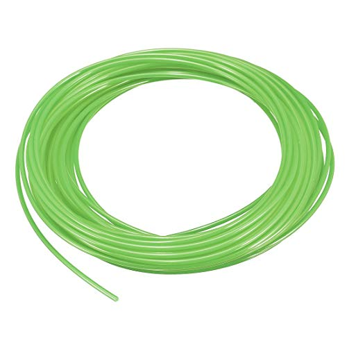 N/A Recharge de Filament pour Stylo d'imprimante 3D, Longueur 32,8 Pieds, diamètre 1,75 mm, PLA, précision dimensionnelle / - 0,02 mm, pour Peinture et Dessin 3D, Vert