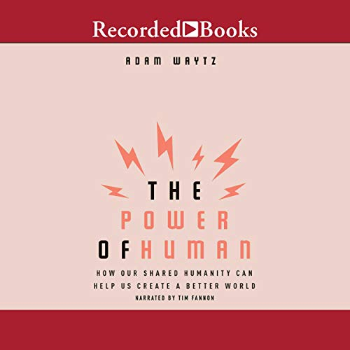 The Power of Human audiobook cover art