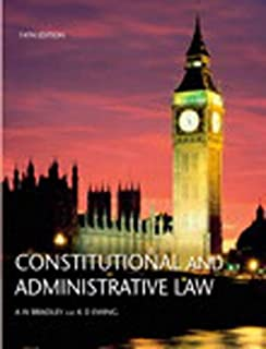 Valuepack:Constitutional and Administrative law/Law of Contract/Trusts & Equity/English Legal System/How to Write Better L...