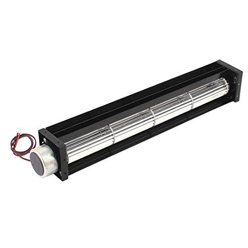 DC 12V 0.27A Cross Flow Cooling Fan Heat Amplifier Cool Turbo 30x290mm