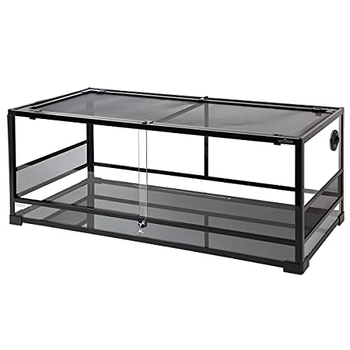 ReptiZoo Glas-Terrarium 120x45x45 cm, zerlegbar - verschickbar! RK0222