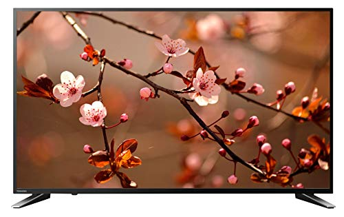 """Toshiba T55U5855EV 55"""" 4K LED TV - 400 Hz AMR - Android 6 OS with Vocal Search, Bluetooth & Smart Remote Control - Dolby Digital Plus/DTS TruSurround"""